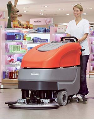 stroji za čiščenje