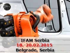 IFAM Serbia from 18th to 20th of February 2015