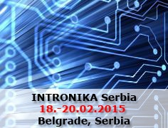 INTRONIKA Serbia from 18th to 20th of February 2015