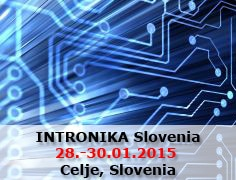 INTRONIKA Slovenia from 28th to 30th of January 2015