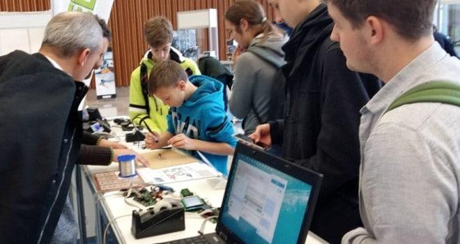 AX elektronika na sejmu IFAM 2016