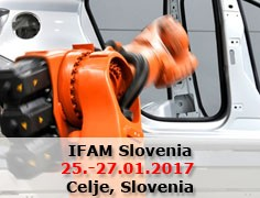 IFAM Slovenia from 25th to 27th January 2017