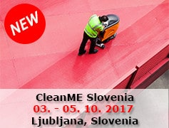 CleanME Slovenia from 3rd to 5th of October 2017