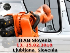IFAM Slovenia from 13th to 15th of February 2018