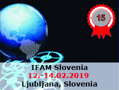 IFAM Slovenia from 12th to 14th of February 2019